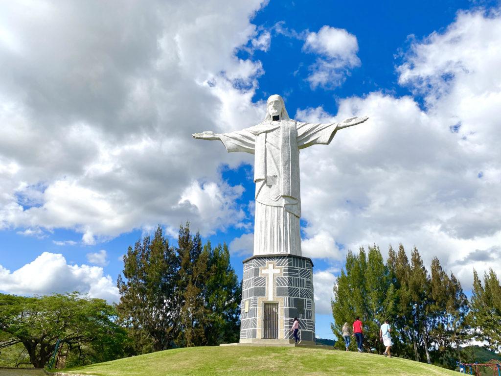 Cristo Redentor de Guaçui-ES